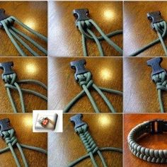 bracelet by DiaNook A how to - love, love, love it!