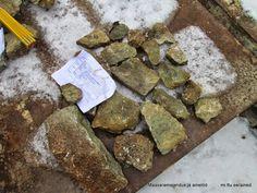 Kaevandamisjäätmed: Kaevandamisjäägi töötlemine üliõpilaste praktikumi käigus, 25.11.2014