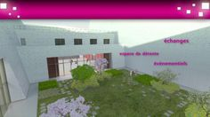 Visite virtuelle du Théâtre-Sénart #Lieusaint Desktop Screenshot, Virtual Tour