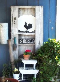 outdoor pallet projects