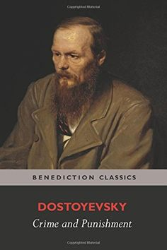 Crime and Punishment by Fydor Dostoyevsky https://www.amazon.com/dp/1781396043/ref=cm_sw_r_pi_dp_x_if8eybSSK47SF