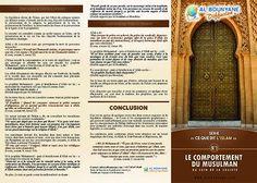 ALBOUNYANE Diffusion @AlBounyane  Médias et innovateurs ternissent l'image de l'Islam. Répondez-leur en distribuant ce dépliant