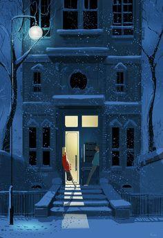 Nightcap? by Pascal Campion | les Bleus