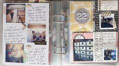 American Crafts Studio Blog: December Daily Album with Allison Waken - Part 7