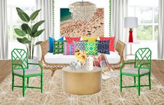 Take Me To Rio: Shop This Brazilian Living Room Look | Havenly
