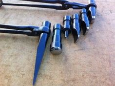 BLACKSMITH TONG SPECIFICATIONS: