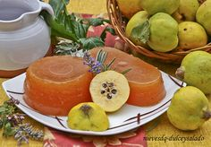 DULCE DE MEMBRILLO Mexican Desert, Real Mexican Food, Mexican Food Recipes, Bread Machine Recipes, Exotic Fruit, Spanish Food, Flan, Food For Thought, Allrecipes