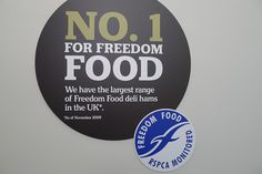No.1 for Freedom Food by J Sainsbury, via Flickr