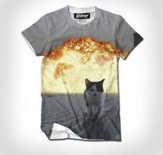 Cat Explosion T-Shirt
