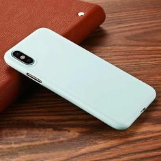 Perfect Black Thin iPhone X Protective Case Cover IPS102_4