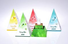 Hoseo University Student Projects 2016 on Packaging of the World - Creative Package Design Gallery
