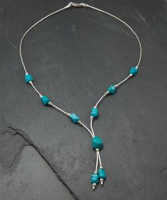 Meridian Turquoise Necklace