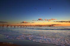 Glenelg Beach by Kelvin Wong Photography, via Flickr