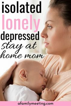 Isolated lonely and depressed stay at home mom, the lonely stay at home mom life is a lie. Sad stay at home mom's be. Baby Kicking, Postpartum Depression, After Baby, Pregnant Mom, First Time Moms, Baby Hacks, Baby Tips, Motivation, Baby Sleep