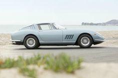 1966 Ferrari 275 GTB/6C. Coachwork by Scaglietti-Design by Pininfarina