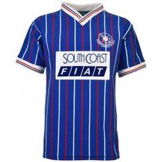 6401620793c Portsmouth 1987-1988 Retro Football Shirt Classic Football Shirts