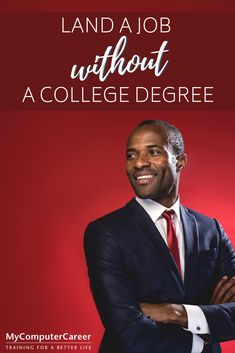 You don't need a college degree to have a fabulous career! Some of us already know that the challenge of college isn't for us. College Loans, Better Life, Landing, Certificate, Career, Challenges, Train, Blog, Carrera