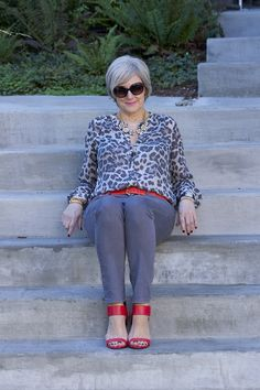 color pop/style at a certain age