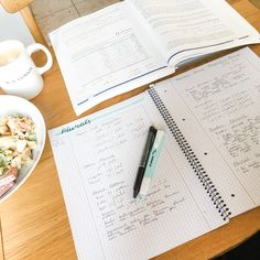 Studying, Bullet Journal, Study, Studio, Learning, Education