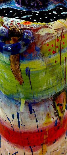Bottle form titled 'Modern times', close up.