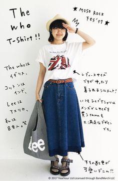 STAFF COORDINATES Vol.78「妄想ロックTシャツコーディネート!」 05   ファッション通販のhaco!