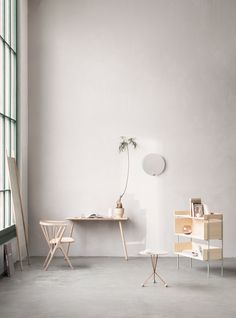 Sibast No 8 | Georg Console | Vivlio Shelf | Table in a Jar by Albert Larsson | Lyngby Porcelain | Goods We Love | Copyright © 2017 Goods We Love, LLC. All rights reserved. Photographer Heidi Lerkenfeldt | Styling Pernille Vest
