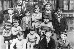 Chums 1937 4 Clachan Drive Linthouse