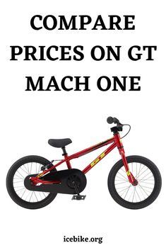 GT Match One is a bike model designed for both BMX racers and casual users. These sturdy and stylish bike offer quality and comfort at affordable rates. If you are looking for a sporty bike for everyday use, GT Match One bikes would suit your needs quite well. #bikes #roadbikes #mountainbikes #hybridbikes #electricbikes #comportbikes