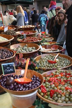 I'Isle-sur-la-sorgue, market--love this Sunday market. It closes by 1pm, but then all the antique stores are open after lunch.