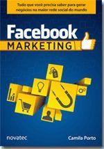 Facebook Marketing - Camila Porto por R$78,00