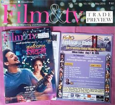 San Francisco Ad  appeared in Film & TV Trade Preview-16 to 31 May