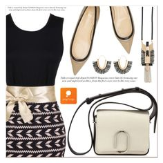 """""""# III/47 Popmap"""" by lucky-1990 ❤ liked on Polyvore featuring moda, Christian Louboutin e popmap"""