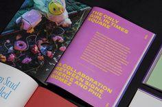 Print design by lotta nieminen -PPT layout inspiration