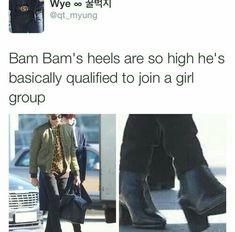 Congrats bambam  Hes bae tho