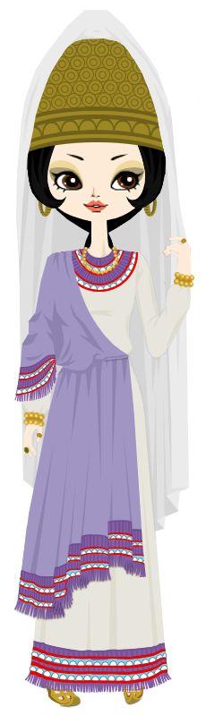 Hekuba, queen of Troy by marasop on DeviantArt