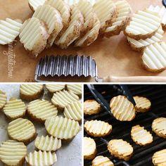 Grilled Potatoes | Skinnytaste