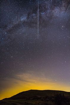 Shooting The Stars by Paul Wilson on 500px