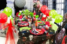 May the Fourth Be With You Party Ideas