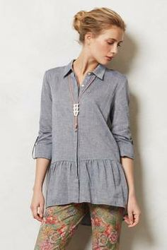 Anthropologie Wiley Tunic