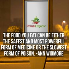 The food you eat can be either the safest and most powerful form of medicine or the slowest form of poison. Ann Wigmore  #PrimalOrganic is Miamis top #lowcarb diet delivery service. The #glutenfree #paleo #mealplan is delivered to your front door (anywhere in Dade). Order online at http://ift.tt/1FUfV5k or call 305-771-5352 #dade #brickell #coconutgrove #coralgables #doral #wynwoodlife #miamifit #kendall #keybiscayne #miamibeach #pinecrest#miamilife #miamimealplan #miamiliving #miamifitness…