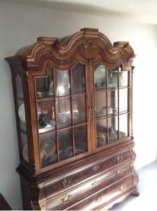 craigslist china cabinet dorothy draper henredon breakfront cabinet from the 14185