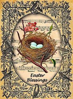 Vintage Easter │Vintage Pasen