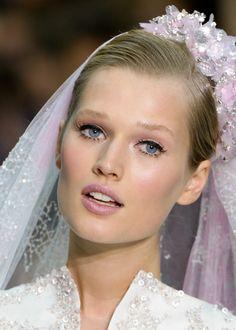 Elie Saab Spring 2012 - Pretty in Pink