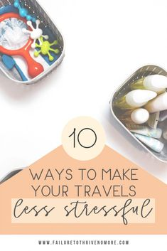10 Ways to Make Travel Easier - Failure to Thrive No Travel With Kids, Family Travel, Kids And Parenting, Parenting Hacks, Failure To Thrive, Travel Specials, Nut Allergies, Family Organizer, Special Needs Kids