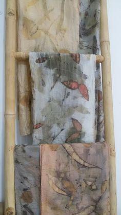 Silk scarves. Cherie Livni