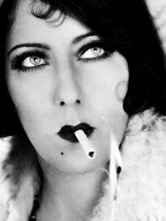 "visualobscurity: ""Gloria Swanson from Sadie Thompson, 1928 """