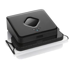 Mopping Floors The Easy Way...The iRobot Braava 380t Robot Mop has been designed to mop floors efficiently