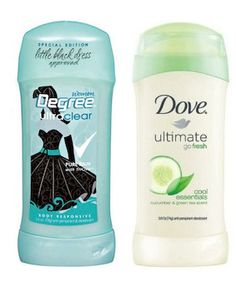 Degree or Dove Deodorant, Only $0.25 at CVS!