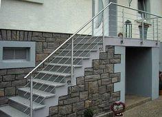 Treppengeländer außen edelstahl mit stil treppengeländer außen edelstahl stark und haltbar für inspirierende