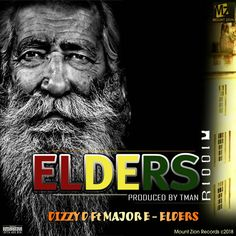 Dizzy Dee & Major E - Elders (Elders Riddim) Produced by Tman mount Zion Records Movie Posters, Film Poster, Billboard, Film Posters
